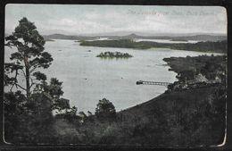 Scotland: The Islands From Luss, Loch Lomond - Colour View 1905 - Argyllshire