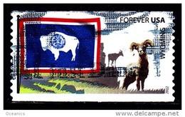 Etats-Unis / United States (Scott No.4331 - Drapeaux Des états Americains / State Flags) (o) - United States