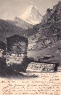 LE CERVIN - 1902 - VS Valais