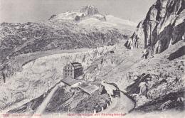 Hôtel Belvédère Mit Rhonegletscher - VS Valais