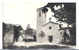 POSTAL   LA PALMA DE CERVELLÓ  -BARCELONA  -IGLESIA PARROQUIAL - España