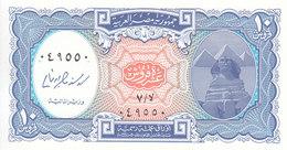 EGYPT 10 PIASTERS 2000 P-190 SIG/BOTROS GHALI لا REPLACEMENT UNC */* - Egipto