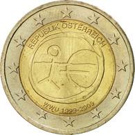 Autriche, 2 Euro, EMU, 2009, TTB+, Bi-Metallic - Autriche