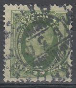 D6971 - Sweden Mi.Nr. 41b O/used, 2 Scans - Suède