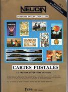 Catalogue Neudin 1984 - Books