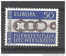 Europa CEPT 1965 Liechtenstein Neuf ** - Europa-CEPT