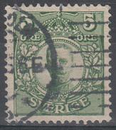 D6983 - Sweden Mi.Nr. 68 O/used, 2 Scans - Suède