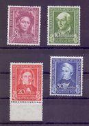 Bund 1949 - Wohlfahrt Mi.Nr. 117/120 Postfrisch** - Michel 120,00 € (247) - Used Stamps