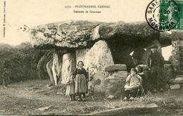 DOLMEN ET MENHIR(PLOUHARNEL) CARNAC - Dolmen & Menhirs