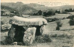 DOLMEN ET MENHIR(SAINT NECTAIRE) - Dolmen & Menhirs