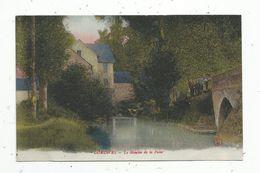 Cp, 45 , DORDIVES , Le Moulin De La Folie , Vierge - Dordives