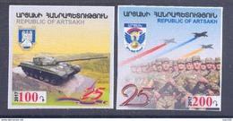 2017.Mountainous Karabakh, 25y Of Liberation Of Shushi, 2v Self-adhesive, Mint/** - Armenia