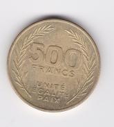 500 Francs Djibouti 2010 SUP / UNC - Djibouti