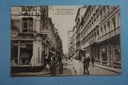 Blankenberge Rue De L'Eglise Grand Hôtel Dhondt - Blankenberge