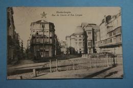Blankenberge Rue Du Casino Et Rue Longue - Blankenberge