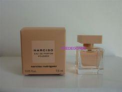 Miniature NARCISO EAU POUDREE De Narciso Rodriguez - Miniatures Modernes (à Partir De 1961)