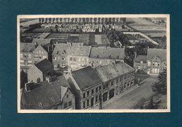 Langemarck - Marktplaats En Klerkenstraat - Langemark-Poelkapelle