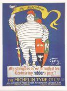 CPM - Affiche Collection Michelin - Bibendum - 10 - Publicité