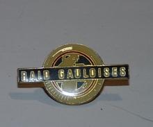 PINS PIN BADGE RAID GAULOISES - Car Racing - F1