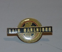 PINS PIN BADGE RAID GAULOISES - Automobile - F1