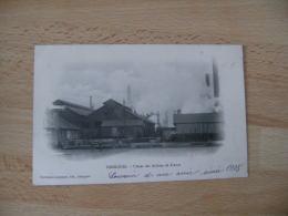 62 Isbergues Usine Acieries De France 1905 - Isbergues