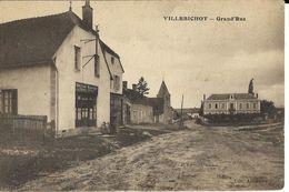 VILLEBICHOT - Grand'Rue - Frankreich