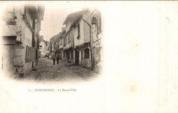 PARTHENAY LA BASSE VILLE - Niort