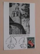 500e Anniversaire Du Pélerinage A Tous Les Saints BLATON - 1-11-1970 Timbres Post ( Details Zie Foto's ) ! - Bernissart