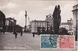 Polska / Pologne - Warszawa - Plac Zamkowy - Pologne