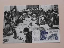 MARECHAL DE LATTRE DE TASSIGNY - 8 Mai 1970 PARIS * Premier Jour *( POSTE ) ( Details Zie Foto's ) ! - Poste & Facteurs