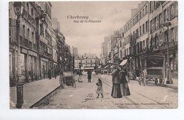 CHERBOURG (50) - RUE DE LA FONTAINE - Cherbourg