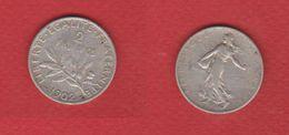 France / Semeuse /  2 Francs 1902  / G 532 / TB - Frankrijk