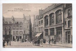 CHERBOURG (50) - HOTEL DES POSTES - RUE DE LA FONTAINE - Cherbourg