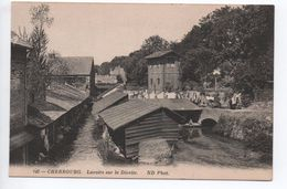 CHERBOURG (50) - LAVOIRS SUR LA DIVETTE - Cherbourg