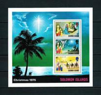 Islas Salomón  Nº Yvert  HB-4  En Nuevo - Islas Salomón (1978-...)