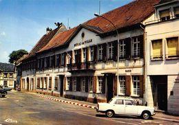 CPSM 67 BISCHWILLER HOTEL DE VILLE    Grand Format 15 X 10,5 - Bischwiller