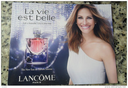Lancome Triptique Thailand - Parfums & Beauté