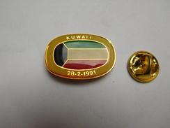 Beau Pin's , Kuwait , 28-02-1991 , Guerre Du Golfe , Armée Militaire , Koweït - Army