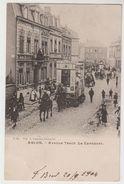 RARE   Cpa Arlon    Carnaval    1904 - Arlon