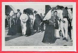 ESPAGNE - IBIZA  - Baile Tipice En San José - Ibiza