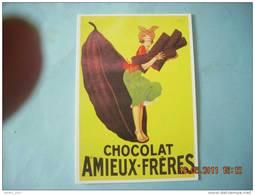 CLOUET  10347 CHOCOLAT  AMIEUX    STALL - Advertising