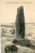 DOLMEN ET MENHIR(LE BOURG DE BATZ) - Dolmen & Menhirs