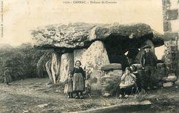 DOLMEN ET MENHIR(CARNAC) - Dolmen & Menhirs