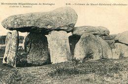 DOLMEN ET MENHIR(MANE KERIENED) - Dolmen & Menhirs