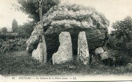 DOLMEN ET MENHIR(POITIERS) - Dolmen & Menhirs