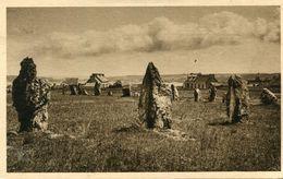 DOLMEN ET MENHIR(CAMARET SUR MER) - Dolmen & Menhirs