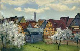 AK Nördlingen, Blick Von Der Stadtmauer, Ca. 1910er Jahre (24180) - Noerdlingen