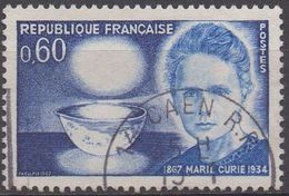FRANCE  N°1533__OBL VOIR SCAN - France