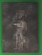Ussaro Cavalleria  Figurino Metallico In Rilievo - Militari