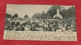 Erinnerung An Die Schlachtfeier St Jacob A. D. Birs , 26 Aug :: Tampon 1904 ::: Basel - Bâle ----------- 438 - BS Basle-Town